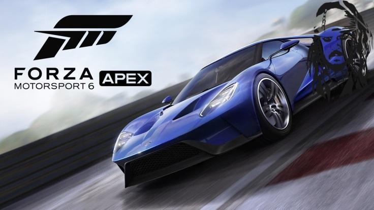 Forza 6 Apex Cover